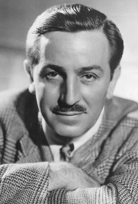 Walt_Disney via wikepedia