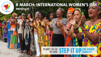 United Nation International Women's Day 2015