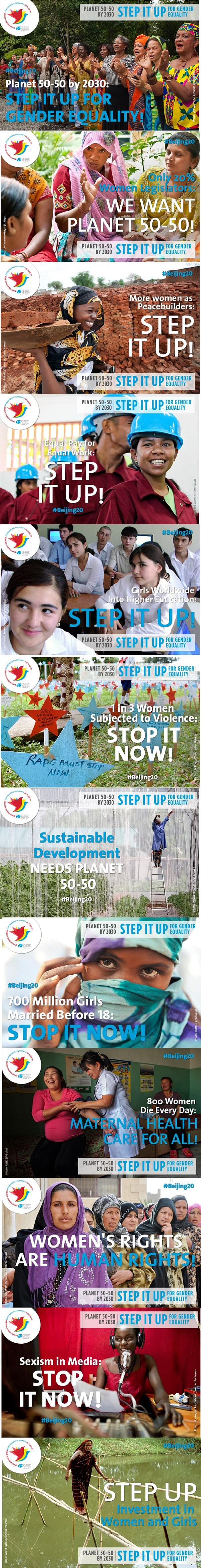 step it up UN WOMEN 2015