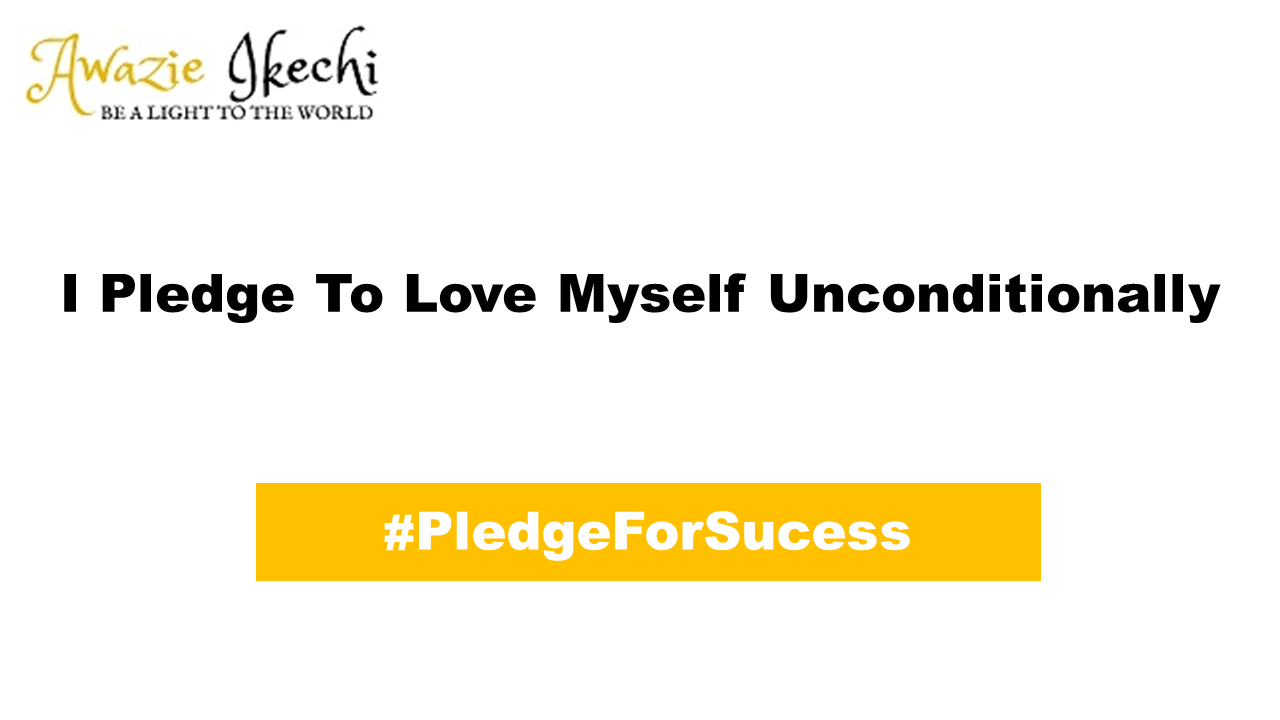 Pledge for success 1- awazieikechi.com