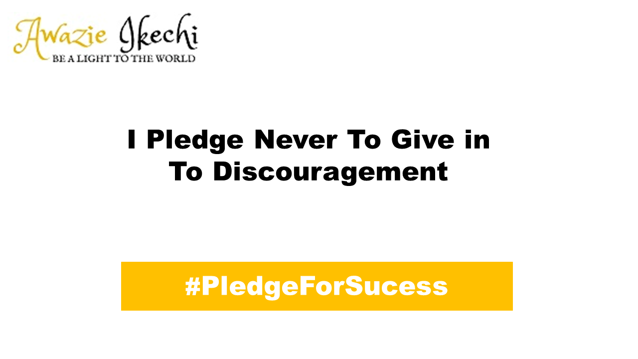 Pledge for success 3- awazieikechi.com