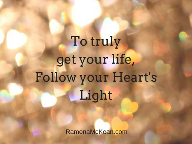 Follow Your Heart's Light