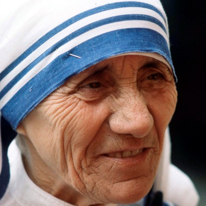 You Don't Have to be Mother Teresa
