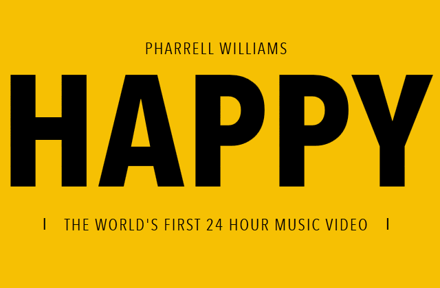 Make a Difference: 24 Hours Of Happy Music