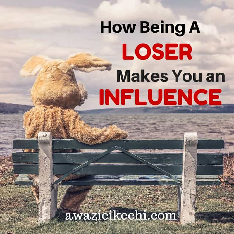 How Being the Loser Makes You an Influence