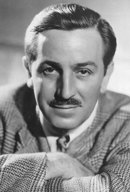 Walt_Disney via wikepedia
