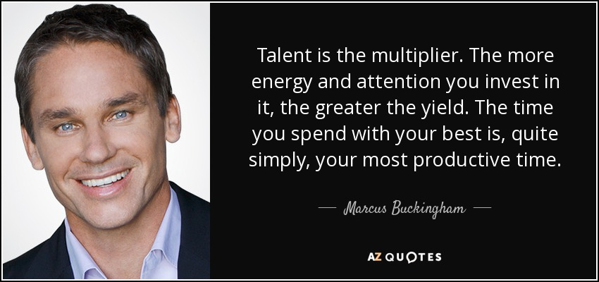 Invest in your Talent