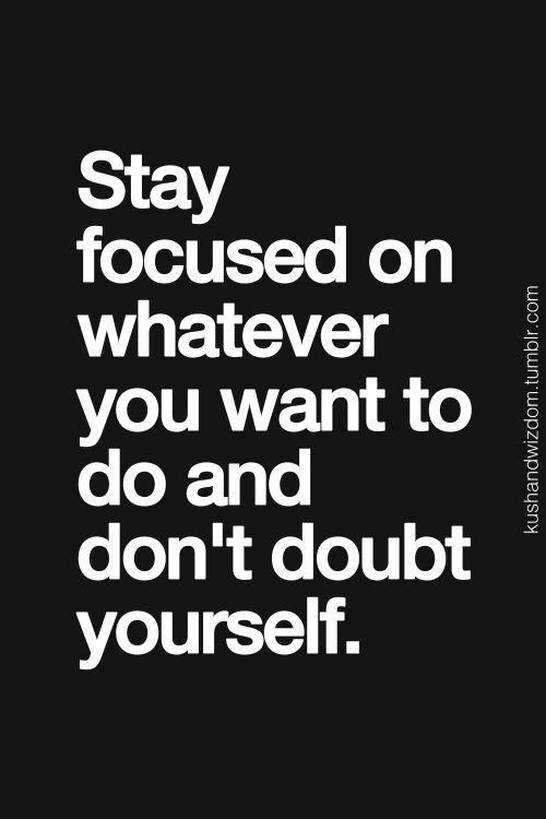Focused Passion